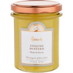 Harrods English Mustard (240g) found on Bargain Bro UK from harrods.com