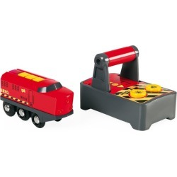 Brio Remote Control Railway Engine found on Bargain Bro UK from harrods.com