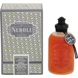 Czech & Speake Neroli Moisturising Body & Bathing Oil found on Makeup Collection from harrods.com for GBP 88.36