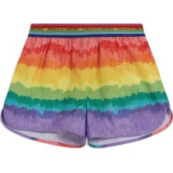 Stella Mccartney Kids Rainbow Shorts found on Bargain Bro India from Harrods Asia-Pacific for $65.79