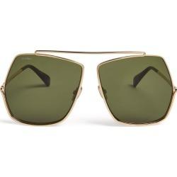 Max Mara Wire Frame Sunglasses found on Bargain Bro UK from harrods.com