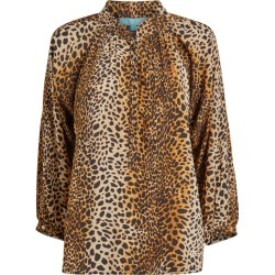 Melissa Odabash Cheetah Print Lauri Shirt found on GamingScroll.com from Harrods Asia-Pacific for $251.97
