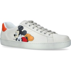 Gucci + Disney Mickey Mouse New Ace Sneakers found on GamingScroll.com from Harrods Asia-Pacific for $812.71