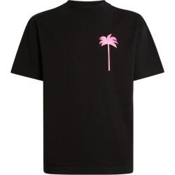 Palm Angels Logo T-Shirt found on Bargain Bro UK from harrods.com
