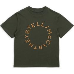Stella McCartney Kids Logo Ring T-Shirt (2-14 Years) found on Bargain Bro UK from harrods.com