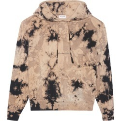 Saint Laurent Tie-Dye Logo Hoodie found on GamingScroll.com from Harrods Asia-Pacific for $998.10