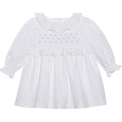 Patachou Frill Collar Smock Dress (3-24 Months) found on Bargain Bro UK from harrods.com