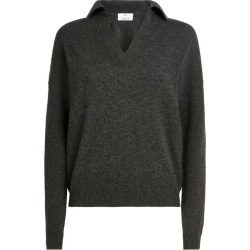 Allude Cashmere Polo Shirt found on MODAPINS from harrods.com for USD $397.77
