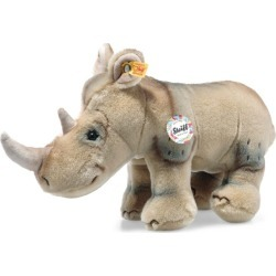 Steiff Nasilie Rhinoceros (28Cm) found on Bargain Bro Philippines from Harrods Asia-Pacific for $80.38