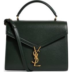 Saint Laurent Cassandra Monogram Top Handle Bag found on Bargain Bro UK from harrods.com