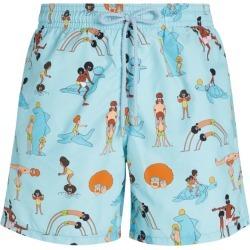 Vilebrequin Animated Swim Shorts found on Bargain Bro UK from harrods.com