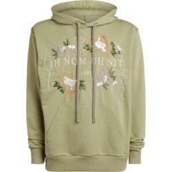 Ih Nom Uh Nit Floral Logo Hoodie found on Bargain Bro India from Harrods Asia-Pacific for $1416.89