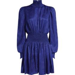 Balmain Silk Leopard Print Dress found on Bargain Bro UK from harrods.com