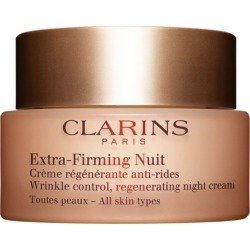Clarins Extra Firming Night Cream - All Skin Types (50ml) found on Bargain Bro UK from harrods.com