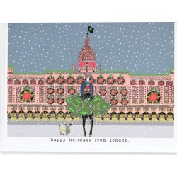Verrier x Harrods Store Christmas Card found on Bargain Bro UK from harrods.com