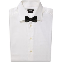 Emporio Armani Kids Silk All-Over Logo Bow Tie found on Bargain Bro UK from harrods.com