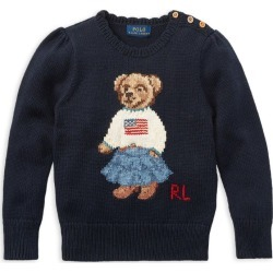 Ralph Lauren Kids Polo Bear Sweater (2-4 Years) found on Bargain Bro UK from harrods.com