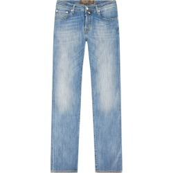 Jacob Cohen Comfort Stretch Straight Jeans found on MODAPINS from harrods.com for USD $495.13