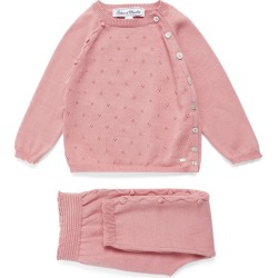 Tartine Et Chocolat Knitted Sweater and Leggings Set (0-24 Months) found on Bargain Bro UK from harrods.com