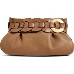 Chloé Leather Darryl Clutch Bag found on Bargain Bro UK from harrods.com
