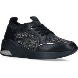 Carvela Fabric Jetson Jewel Sneakers found on MODAPINS from harrods.com for USD $137.12