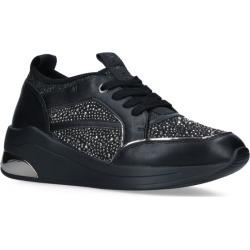 Carvela Fabric Jetson Jewel Sneakers found on Bargain Bro UK from harrods.com