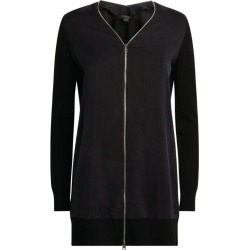 AllSaints Jamie Zip-Up Cardigan found on MODAPINS from harrods.com for USD $125.41