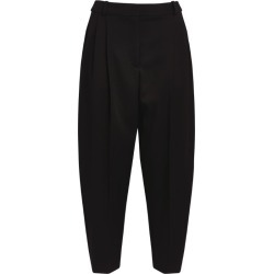 Stella McCartney Dawson Wool Tapered Trousers found on Bargain Bro UK from harrods.com