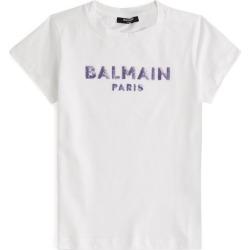 Balmain Kids Logo T-Shirt (4-16 Years) found on Bargain Bro UK from harrods.com