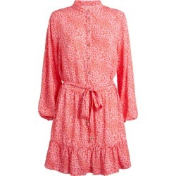 Melissa Odabash Leopard Print Mini Shirt Dress found on GamingScroll.com from Harrods Asia-Pacific for $525.65