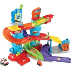 VTech Toot-Toot Drivers Police Patrol Tower found on Bargain Bro UK from harrods.com