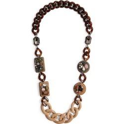 Max Mara Chain Necklace found on Bargain Bro UK from harrods.com