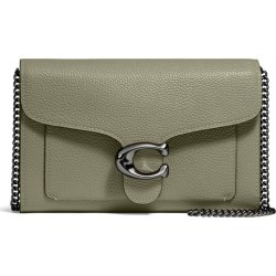 Coach Leather Tabby Chain Clutch Bag found on GamingScroll.com from Harrods Asia-Pacific for $394.36
