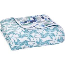 aden + anais Cotton Dancing Tigers Dream Blanket