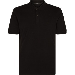 BOSS Piqué Cotton Polo Shirt found on Bargain Bro UK from harrods.com