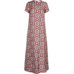 La Doublej Kaleidoscope Swing Dress found on MODAPINS from harrods.com for USD $735.06