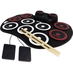 Rock Jam Roll Up Bluetooth Drum Kit found on Bargain Bro UK from harrods.com