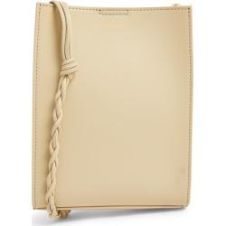Jil Sander Small Leather Tangle Shoulder Bag found on Bargain Bro UK from harrods.com