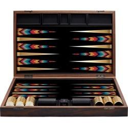 Alexandra Llewellyn Deco Marquetry Backgammon Board found on Bargain Bro UK from harrods.com