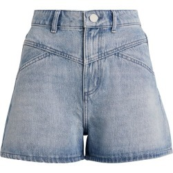 Claudie Pierlot High-Rise Denim Shorts found on GamingScroll.com from Harrods Asia-Pacific for $238.79