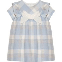 Patachou Bow Check Dress (6-24 Months) found on Bargain Bro UK from harrods.com