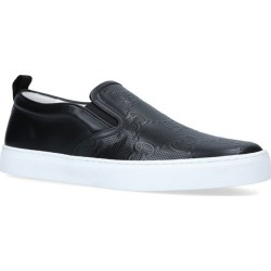 Gucci Dublin GG-Embossed Skate Shoes found on Bargain Bro UK from harrods.com