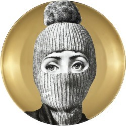 Fornasetti Tema E Variazioni Wall Plate (No. 160) found on MODAPINS from Harrods Asia-Pacific for USD $301.54