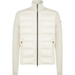 Moncler Quilted Wool Jacket found on Bargain Bro from Harrods Asia-Pacific for USD $733.16