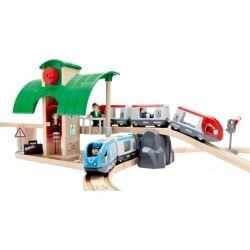 Brio Travel Switching Set found on Bargain Bro UK from harrods.com