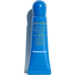 Shiseido Uv Lip Color Splash Tahiti Blue 10ml found on Bargain Bro UK from harrods.com