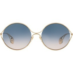 Gucci Round Sunglasses found on Bargain Bro India from Harrods Asia-Pacific for $472.48