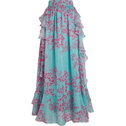 Patbo Coral Maxi Skirt found on MODAPINS from Harrods Asia-Pacific for USD $694.60