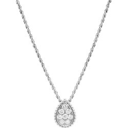 Boucheron White Gold and Diamond Serpent Bohème Necklace found on MODAPINS from harrods.com for USD $6747.17
