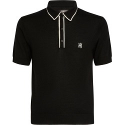 Amiri Contrast-Piping Polo Shirt found on Bargain Bro from harrods (us) for USD $774.44